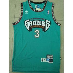 Memphis Grizzlies Shareef Abdur-Rahim Jersey